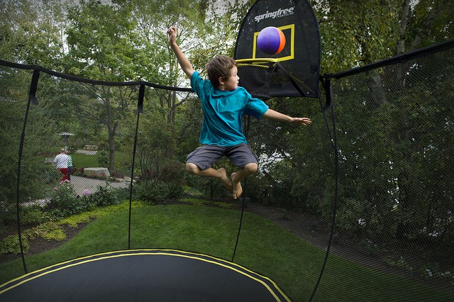 Springfree Springless Trampoline Is It Worth The Money