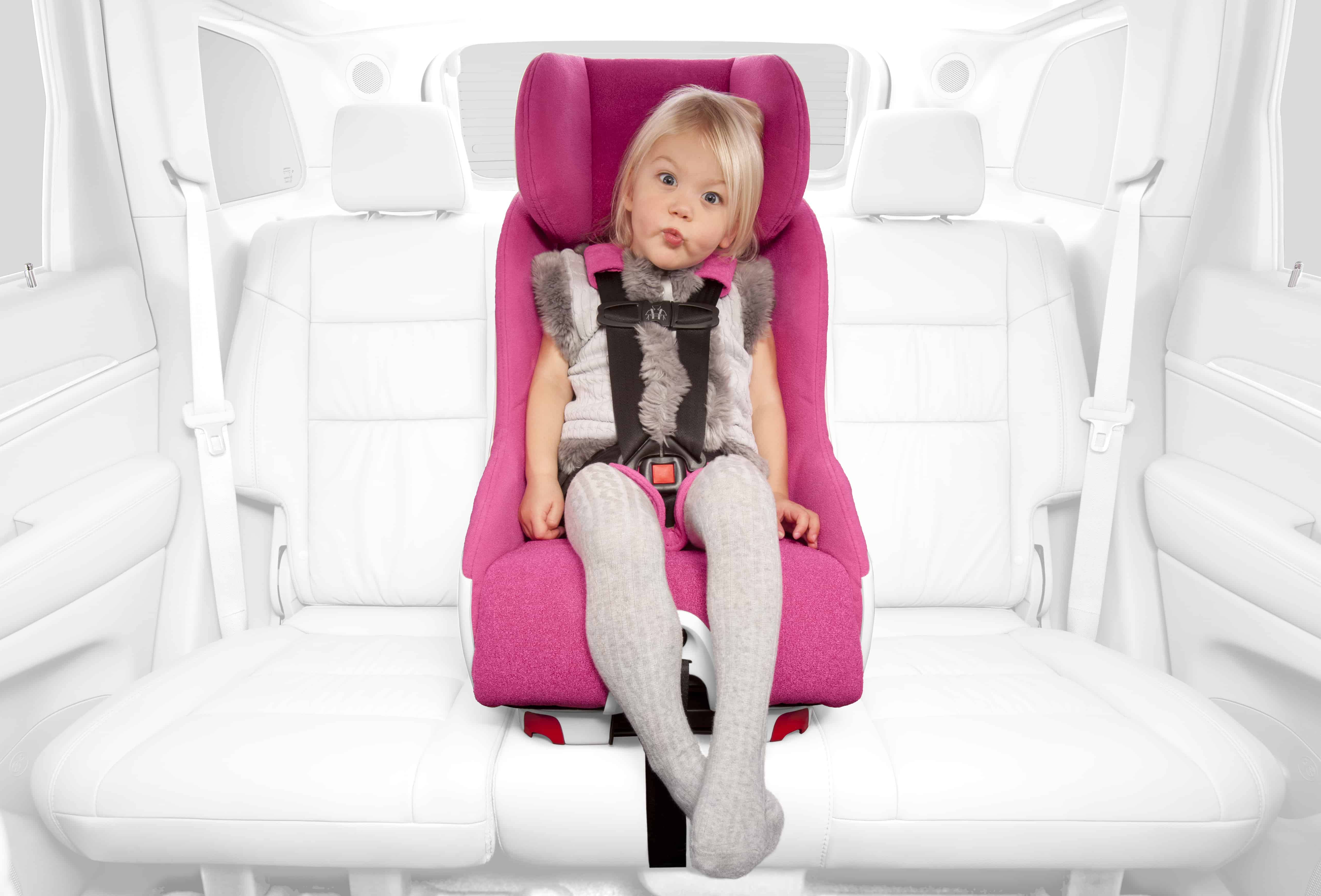 Foonf Car Seat >> Clek Foonf Car Seat Review Luxury Style Safety But Is