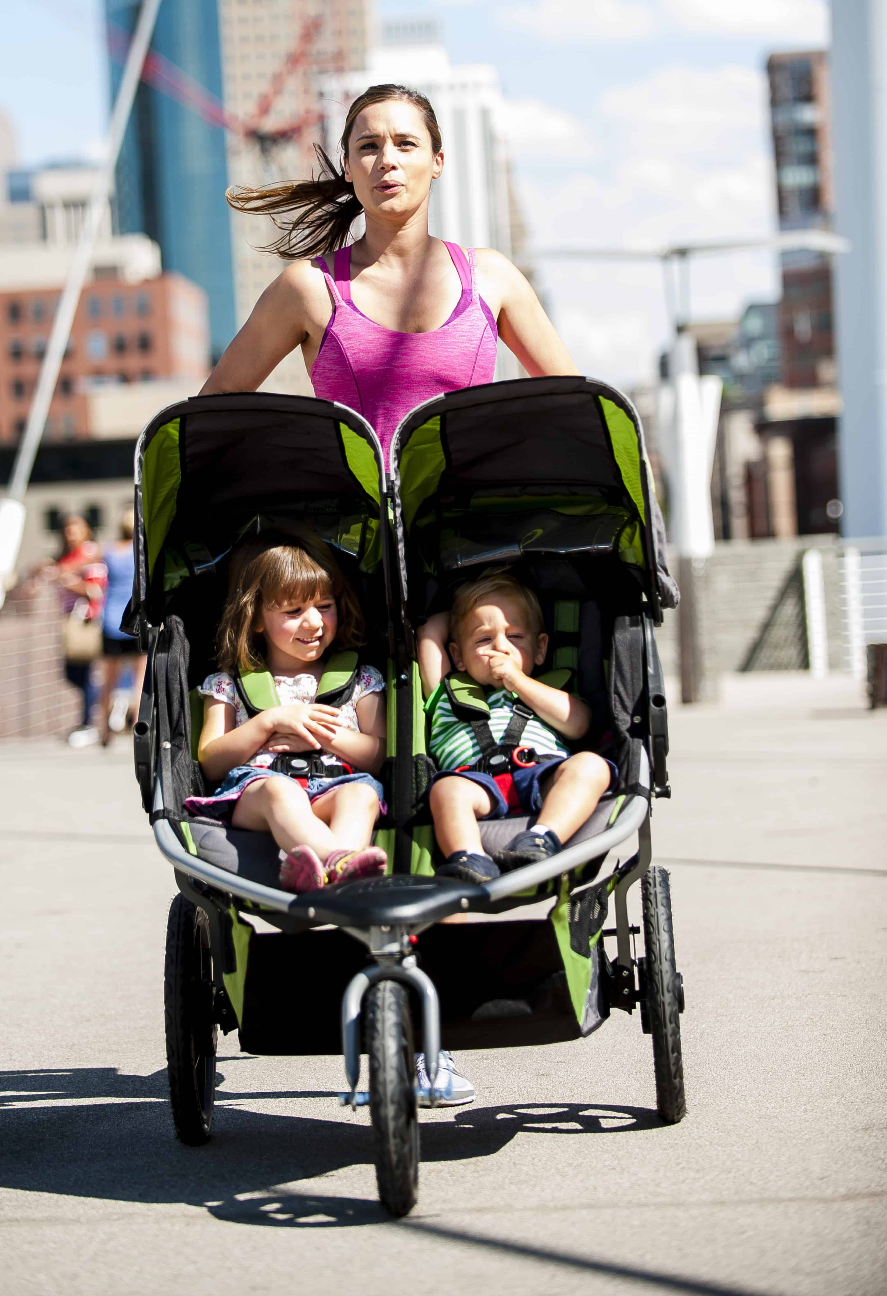 What Are The Best Double Jogging Strollers Of 2019