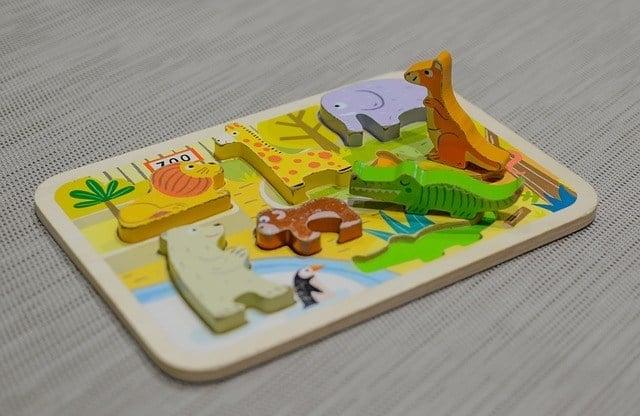 children puzzle games
