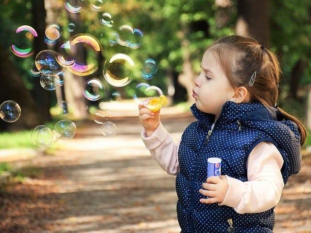 kid bubbles